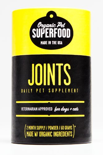 Organic Pet Superfood JOINTS Premium Supplement For Dogs and Cats, My Pet Supplies
