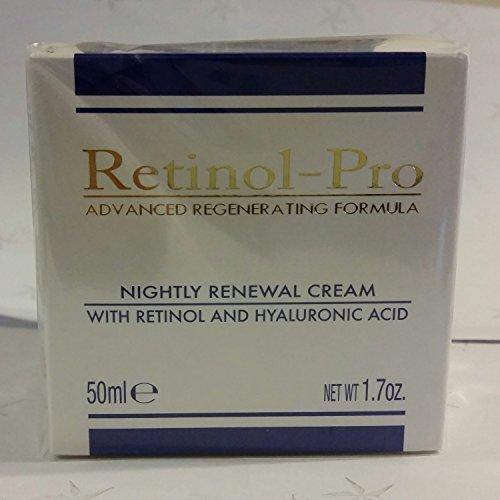 (Retinol-Pro Advanced Regenerating Formula - Overnight Defense Night Cream 1.7 oz)