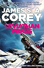 The first book in the revolutionary NYT bestselling Expanse series, Leviathan Wakes introduces Captain James Holden, his crew, and Detective Miller as they unravel a horrifying solar system wide conspiracy that begins with a s...