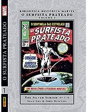 Biblioteca Histórica Marvel. O Surfista Prateado - Volume 1