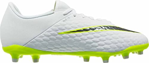 Nike Hypervenom 3 Academy Fg Jr Aj4119 107, Scarpe da Calcio Unisex – Adulto