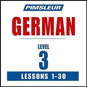 German Level 3 Speech