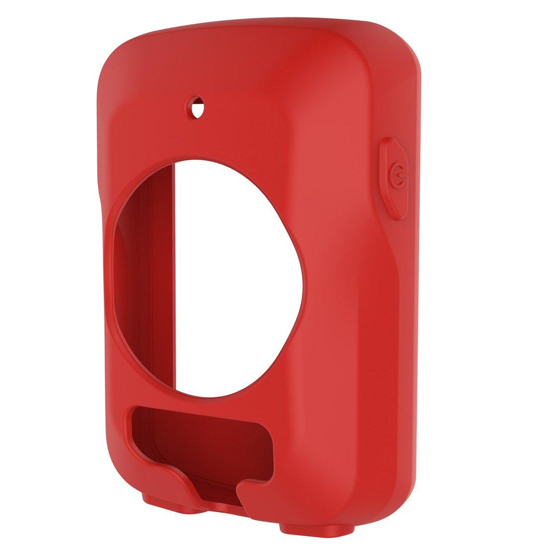 MOTONG Silicone Protective Case For Garmin Edge 820 4332954218 Silicone Red MOTONG Garmin Edge 820 Case