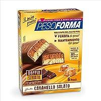 Pesoforma Barrette Al Caramello Salato Pasto Sostitutivo 12 Pezzi SCAD. 11/2018