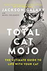 "This comprehensive cat care guide from the star of the  hit Animal Planet show ""My Cat from Hell,"" Jackson Galaxy, shows us  how to eliminate feline behavioral problems by understanding cats' instinctive behavior.Cat Mojo is the confidence th..."