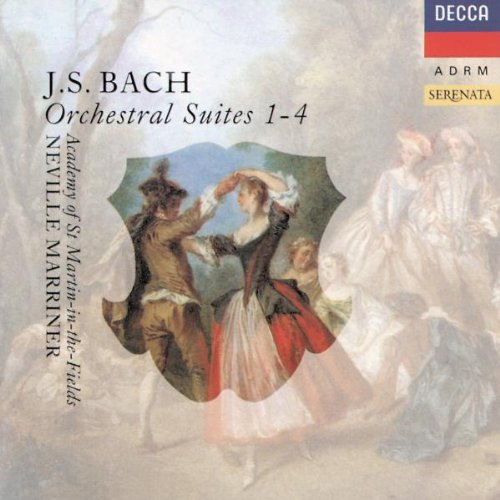 Bach: Orchestral Suites 1-4