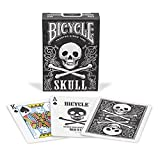 Bicycle INT02033 Deck Skull