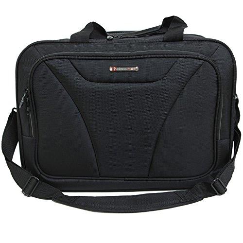 Alpine Laptop Bag Black