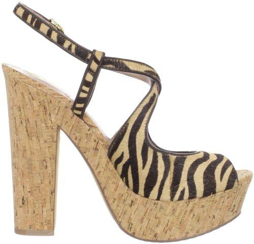 Vince Camuto - Sandalias de vestir para mujer Natural Zebra/Zebra Pony