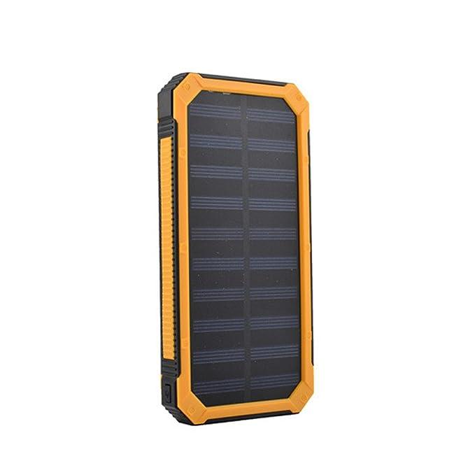 Bekia Solar portátil Batería Solar cargador de batería solar ...