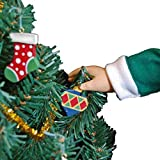 """18"""" Doll Furniture & Accessories for American Girl, Christmas Tree & Christmas Ornament Kit & Boxes"""