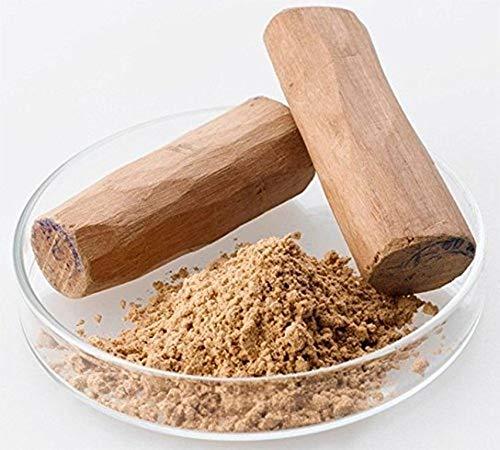 Pure White Sandalwood Stick/Chandan Lakdi 100 ()