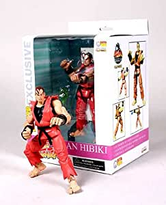 ToyFare Exclusive Street Fighter: Dan Hibiki Action Figure Limited to 2,500