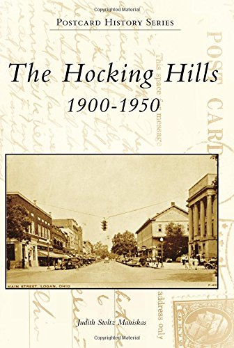 1950 Postcard - Hocking Hills, The 1900-1950 (Postcard History)