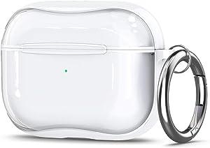 Spigen Ultra Hybrid Designed for Apple Airpods Pro Case (2019) - White