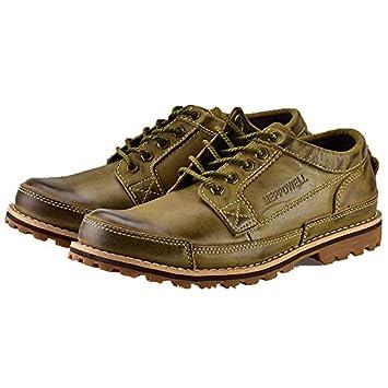AIMENGA AIMENGA AIMENGA Herrenschuhe Outdoor Casual Schuhe Tooling Schuhe Pu ... fc9cf6