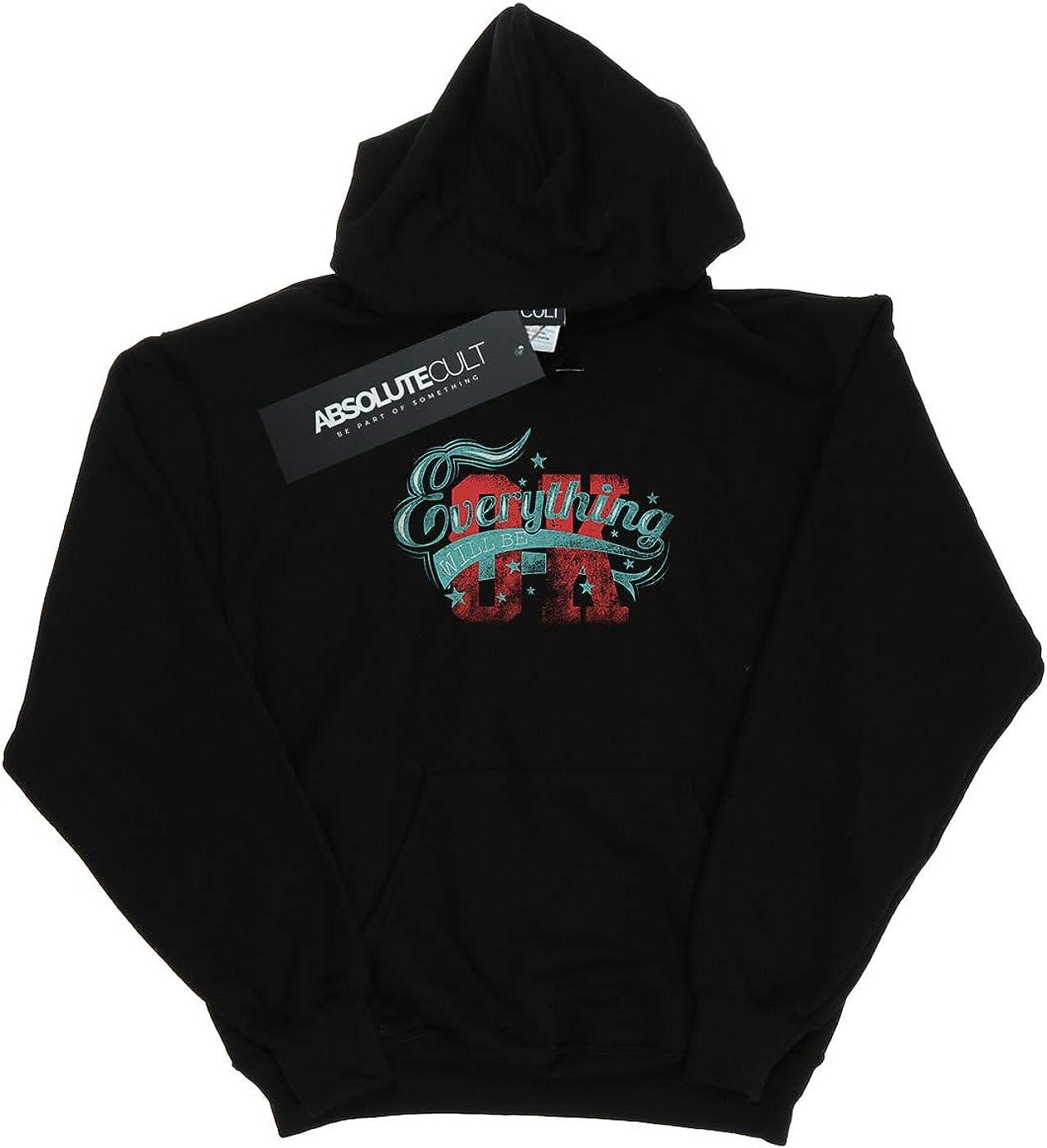 Absolute Cult Drewbacca Girls Everything Will Be OK Sweatshirt