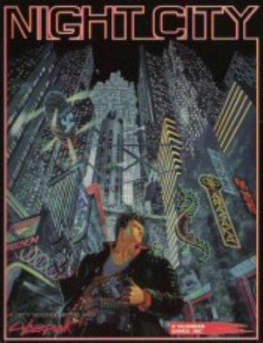 The Night City Guide (Cyberpunk 2020)