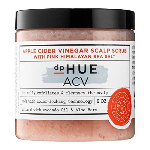 Dphue Apple Cider Vinegar Scalp Scrub 9 Oz Treatment, 9 Oz