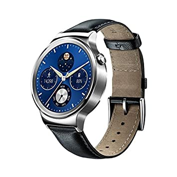 Heart Rate Monitor Huawei Smart Watch 42mm Bluetooth 4.1 Call SMS ...