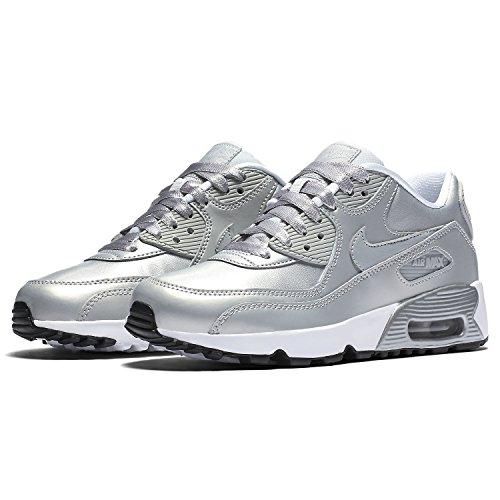 new style c5a9b 6dfa1 Nike Store Barna Air Max 90 Skinn Joggesko, Lette, Komfortable Og  Slitesterke Full Korn ...