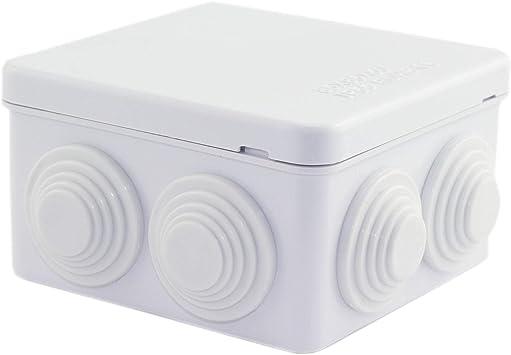 2 ways Plastic Distribution Box for Circuit Breaker Outdoor IP55