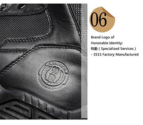 MQ Tql511mix - Zapatillas de nordic walking para hombre Negro negro