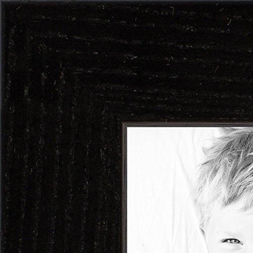 ArtToFrames Black Picture Frame WOM0066 1343 YBLK 8x10