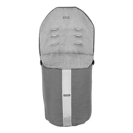 Maclaren Techno XT - Saco de abrigo para silla de paseo, multicolor