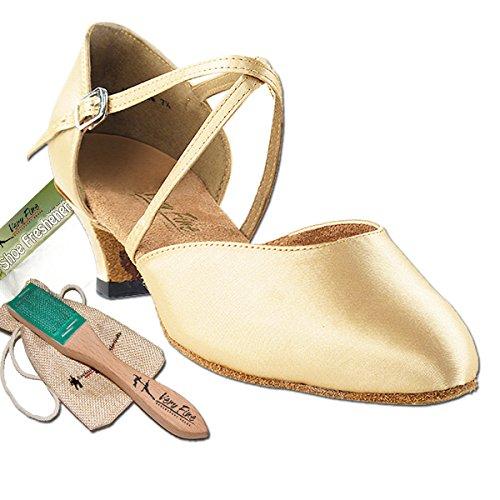 00d76d86d43 well-wreapped Women s Ballroom Dance Shoes Salsa Latin Practice Shoes  9691EB Comfortable-Very Fine