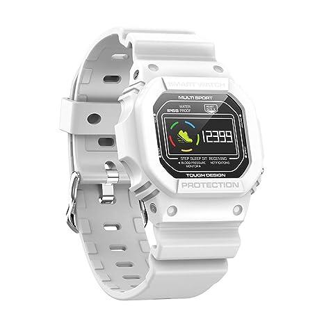 WLPT Smartwatch ECG, X12 IP68 Impermeable Monitor de presión ...