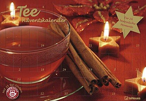 tee adventskalender teekanne