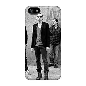 Iphone 5/5s AAJ14171YPpz Provide Private Custom Attractive Linkin Park Image Anti-Scratch Hard Cell-phone Cases -KellyLast