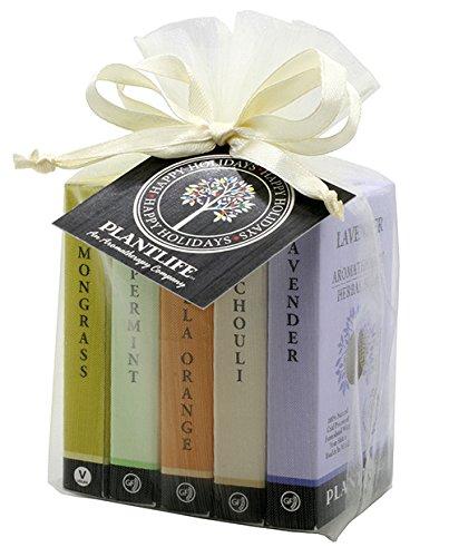 Aromatherapy Herbal Soap Sampler Essentail