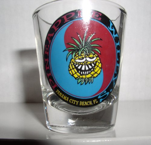 PANAMA CITY BEACH FLORIDA ONE OUNCE SHOT GLASS