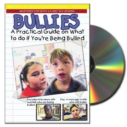 Dvd Bully (Bullies: A Practical Guide On What To Do If You're Being Bullied DVD)