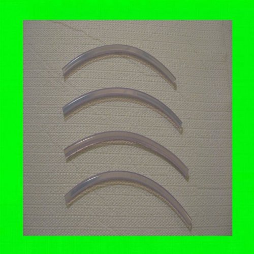 312 Motoring fits 1998-2010 VW VOLKSWAGEN BEETLE CLEAR DOOR EDGE TRIM MOLDING PROTECTORS 4 QTY OF 8' 1999 2000 2001 2002 2003 2004 2005 2006 2007 2008 2009 98 99 00 01 02 03 04 05 06 07 08 09 10 cecmjr27123