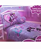 My Little Pony Canterlot 4 Pc Toddler Bedding Set Microfiber, Baby & Kids Zone