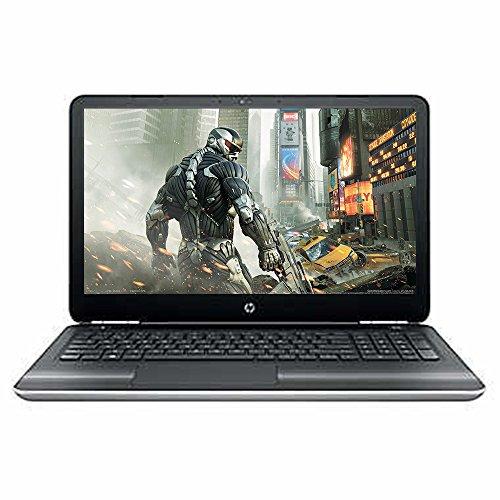 2017 Premium HP Pavilion Business Flagship High Performance Laptop PC 15.6'' Full HD Display Intel i5-6200U Processor 8GB RAM 1TB HDD Webcam 802.11AC Backlit-Keyboard DVD-RW Windows 10-Silver by HP