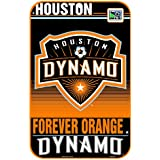 MLS Houston Dynamo 11-by-17 Inch Sign