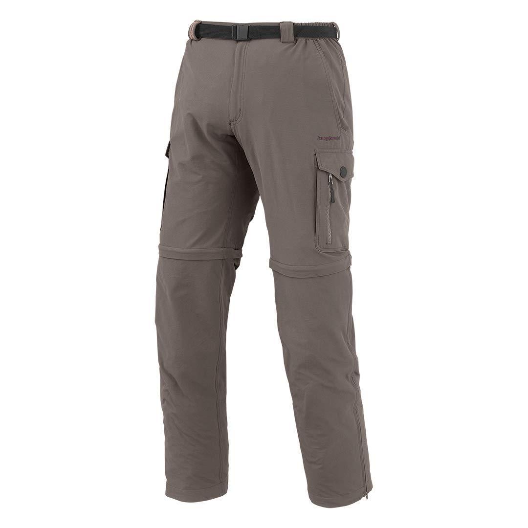 Marron (marron bungee) XXL Trangoworld nigit Pantalon Long, Homme