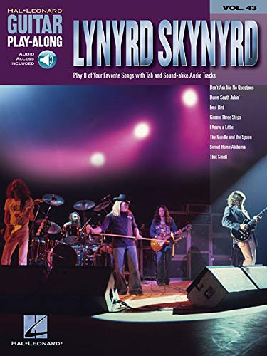 Lynyrd Skynyrd: Guitar Play-Along Volume ()