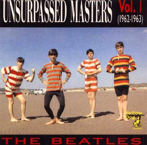Beatles CD Unsurpassed Masters Volume 1 (1962-1963)