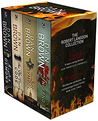 book cover of The Robert Langdon Collection