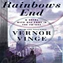 Rainbows End  Audiobook by Vernor Vinge Narrated by Eric Conger