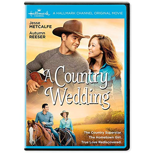 Hallmark A Country Wedding DVD Channel - Dvd Movies Romance
