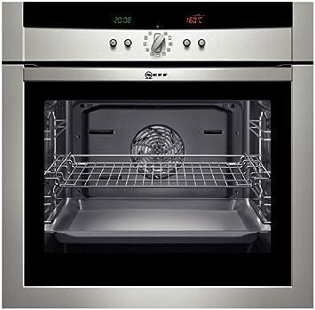 Elektroofen Küche | Neff Bp 1542 N Backofen Elektroofen 50 275 C Silber Digital