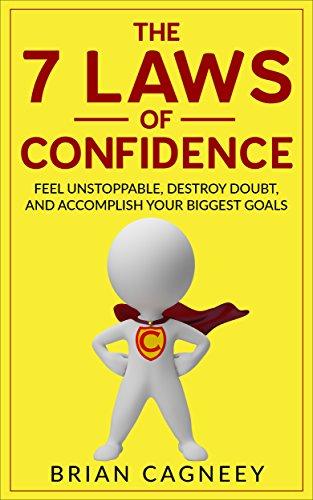 Confidence Unstoppable Destroy Accomplish Self Esteem ebook product image