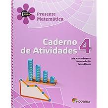 Matemática. Caderno de Atividades. 4º Ano - Projeto Presente