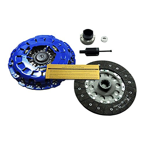 EFT STAGE 1 CLUTCH KIT 01-06 FOR BMW M3 E46 S54 fits both 6sp MANUAL&SMG ()